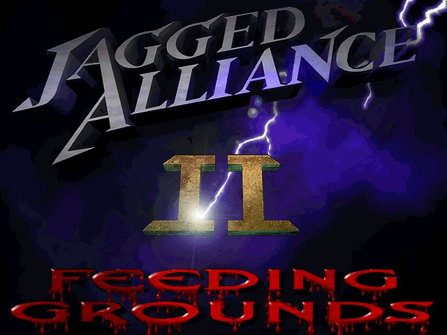 Enter to Jagged Alliance II site